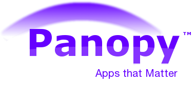 Panopy(tm) -- Apps that matter(tm)